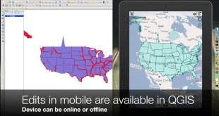 QGIS and Mobile (iOS / Android) Editing