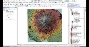 Using 3D profiler in spatial analyst (ArcMap)