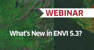 What's New in ENVI 5.3 | Webinar