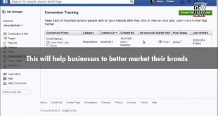 Facebook tracking your location to submit to partner businesses