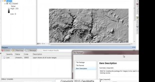 How to Create a Tile Package for Use in ArcGIS Mobile