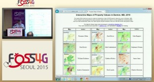 Integrating Open Source GIS Software in Undergraduate Curriculum, Research, and Outreach