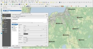 QGIS Quick Tip – Building Labels is Easy