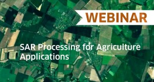 SAR Processing for Agriculture Applications | Webinar