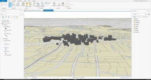 Creating 3D Maps with ArcGIS Pro