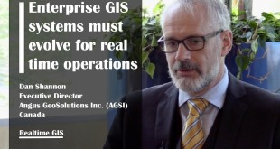 Enterprise Systems must evolve for realtime GIS