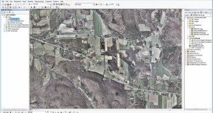 Georefernce Analog Aerial Photographs in ArcGIS 10.3