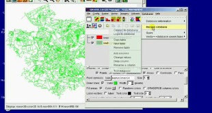 GRASS GIS: Network Analysis (Subnet within a vector Map)
