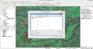 Image classification with RandomForests in QGIS using the R language