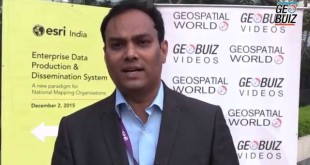 Interesting applications using Esri ArcGIS technologies in Andhra and Telangana