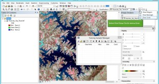 Remote Sensing in ArcGIS Tutorial : Supervised classification of Landsat Imagery