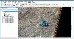 Remote Sensing in ArcGIS Tutorial : Band Combination using Landsat Imagery