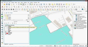 Reshaping with Trace in QGIS