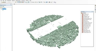 3D Features with ArcGIS