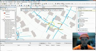 ArcGIS 10.2 Water Utility Network Editing