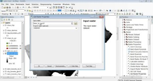 ArcMap 10: Get the statistical from raster datasets using a Batch Get Raster Properties