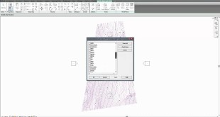 Creating Topography Surface from AutoCAD dwg