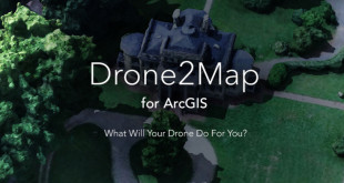 Download Drone2Map for ArcGIS released by ESRI