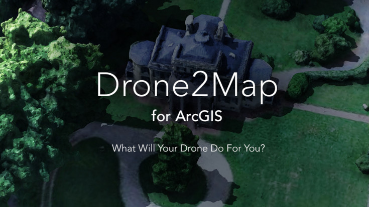 Download drone2map for arcgis released by esri sciox Gallery