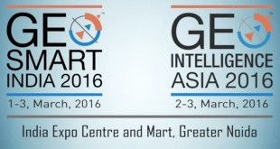 GeoSmart India 2016 Conference – Be There!