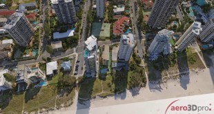 Gold Coast 3D city model – aero3Dpro