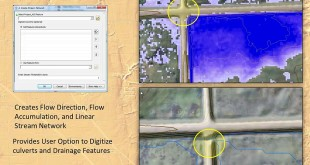 LiDAR-based tools for Design of Water and Sediment control Basins in ArcGIS