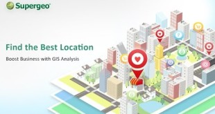 SuperGIS Webinar – Find the Best Location – Boost Business with GIS Analysis