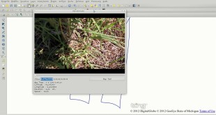 Video UAV Tracker QGIS plugin