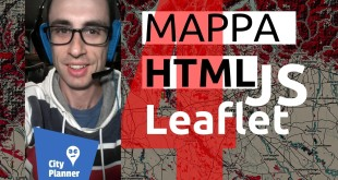 WebGIS tutorial with LeafletJS 4 : Share your map