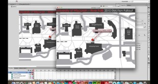Adobe Flash CS6 for Web Mapping: Creating Map Elements as Buttons