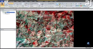 Calculate the surface temperature from Landsat images