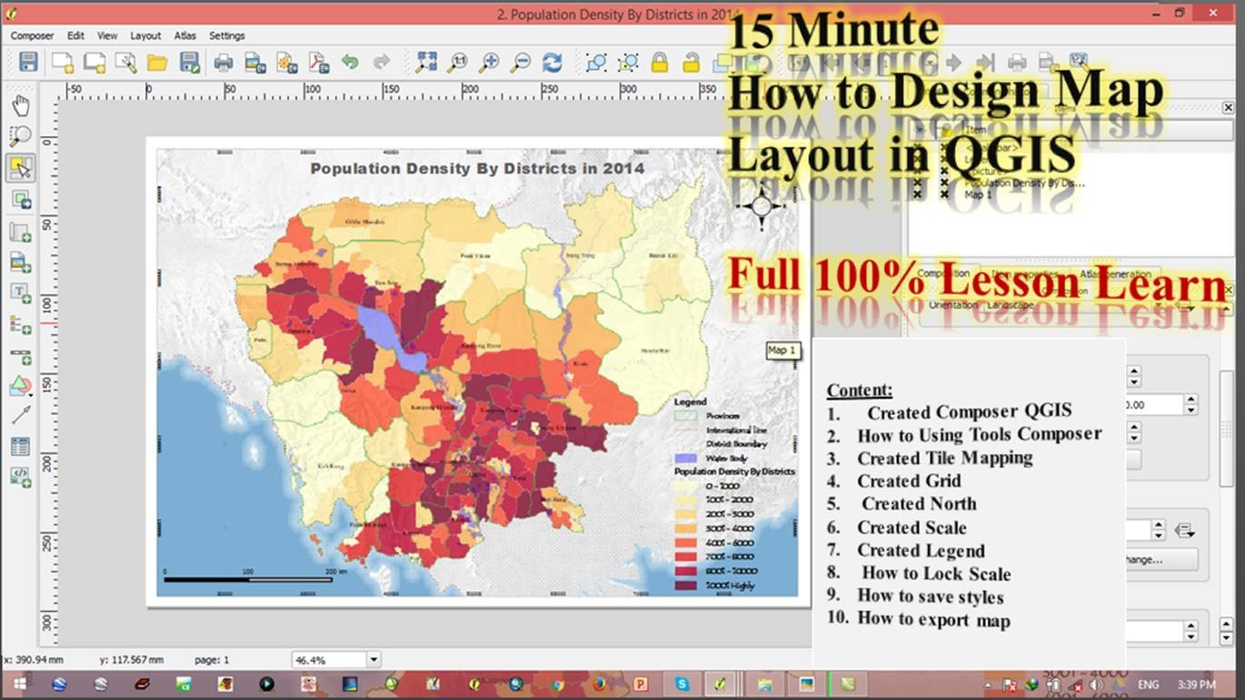 Creating map layouts in qgis gumiabroncs Images