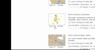 Download Esri Data & Maps