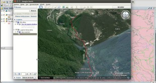 Export files from gvSIG to Google Earth