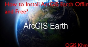 How to install ArcGIS Earth offline