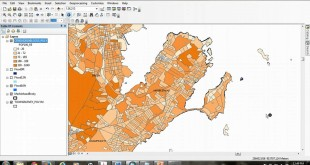 Identifying Populations at Risk from SLR using ArcGIS