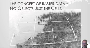Introduction to raster data