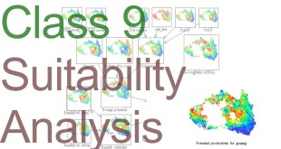 Suitability Analysis Lecture