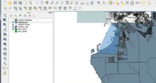 Creating hand drawn QGIS Layers