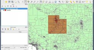 Doing a simple spatial query in QGIS