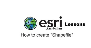 How to Create Shapefile in ArcGIS 10.2.2