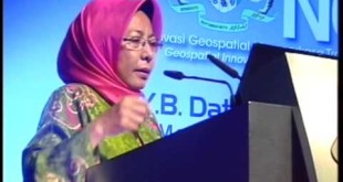 MANAGING ENVIRONMENTAL ISSUES IN MALAYSIA WITH GEOSPATIAL