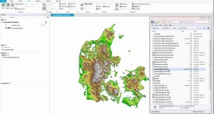 MapInfo Pro Advanced – Raster Processing Tools
