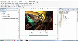 Moving from ArcGIS to Adobe Illustrator