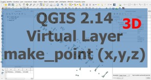 QGIS: Virtual Layer