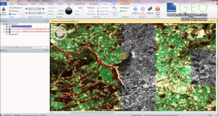 Two Minute Tip | RADAR Visualisation Tools within ERDAS IMAGINE 2015