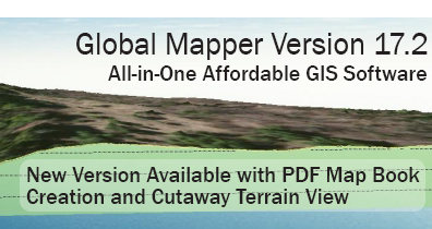 Download Global Mapper 17.2