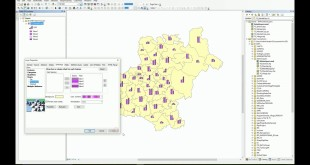 ArcGIS 10.2 – Symbology with Pie Charts and Bar Charts