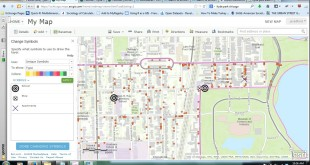 ArcGIS Online : Mapping Your Own Data