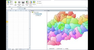 GIS.XL – Shapefiles in Excel